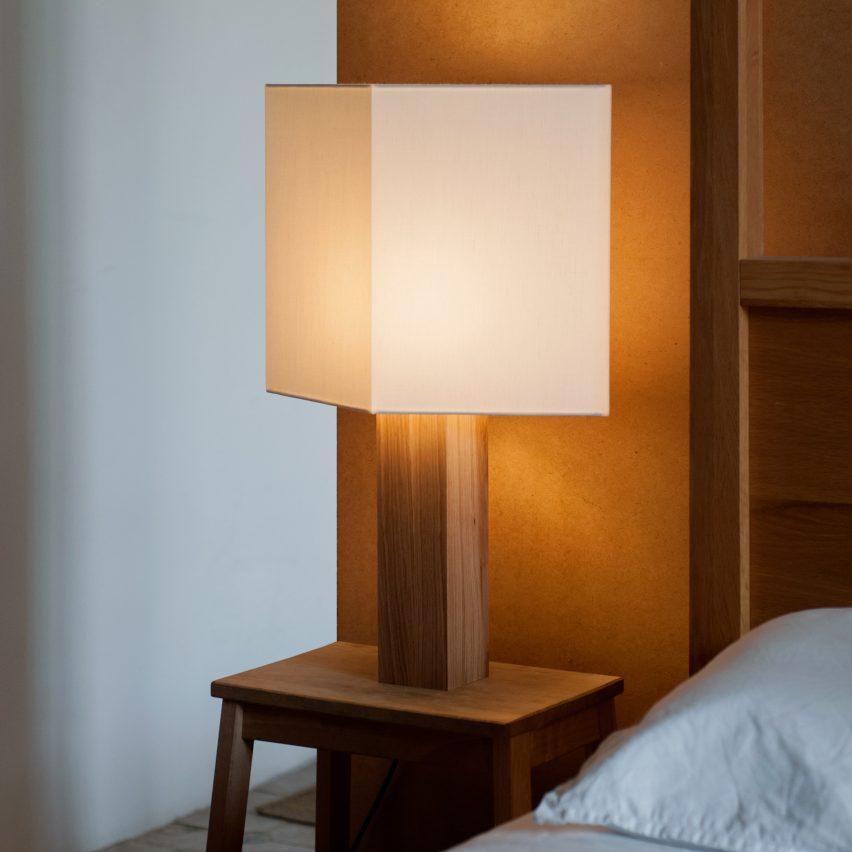 Chata lamp by Gofi