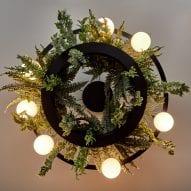 Circ pendant with planter