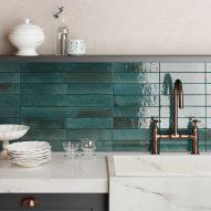 Crogiolo Lume tiles by Marazzi