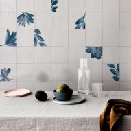 Crogiolo Rice tiles by Marazzi