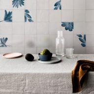 Marazzi unveils Crogiolo Rice handmade tile collection