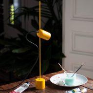 Fa Mini table lamp by Goula Figuera for Gofi