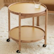 Bølling Tray Table by Hans Bølling for Brdr Krüger