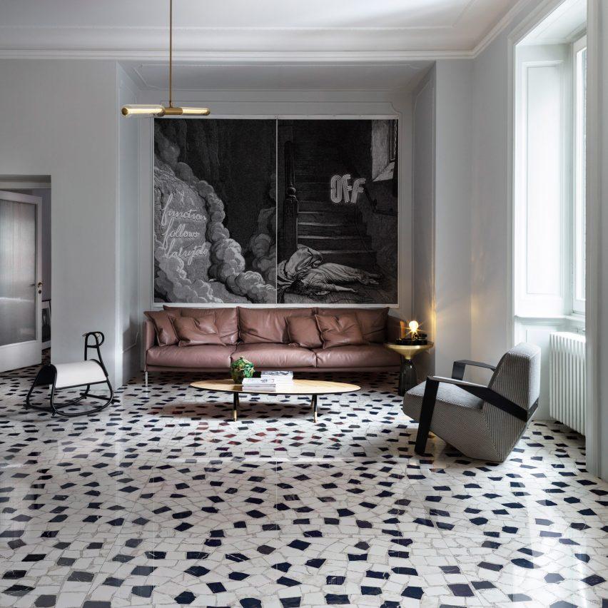 Grande Marble Look tiles by Marazzi