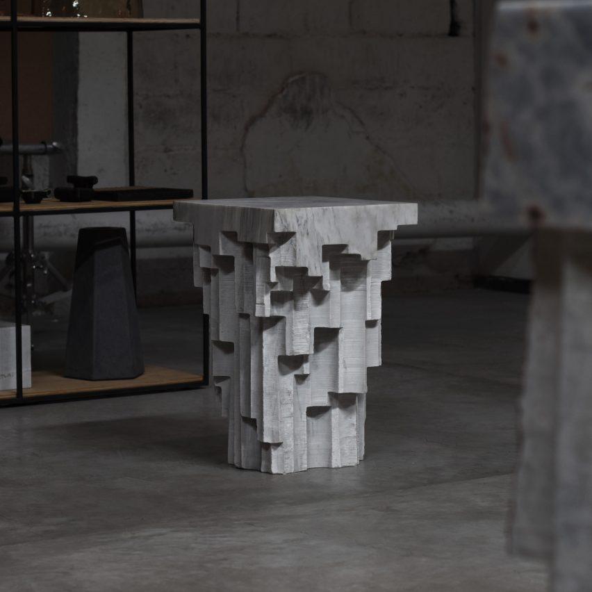 Studio Ewe's Altar table
