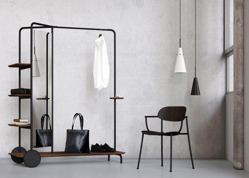 Host collection by Sebastian Herkner for Stellar Works