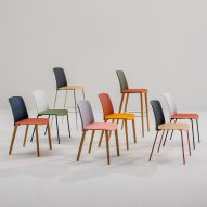 Arper launches colourful Mixu seating collection by Gensler