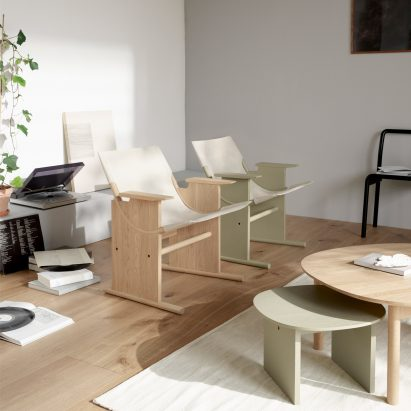 Sling Lounge Chair by Sam Hecht and Kim Colin for Takt