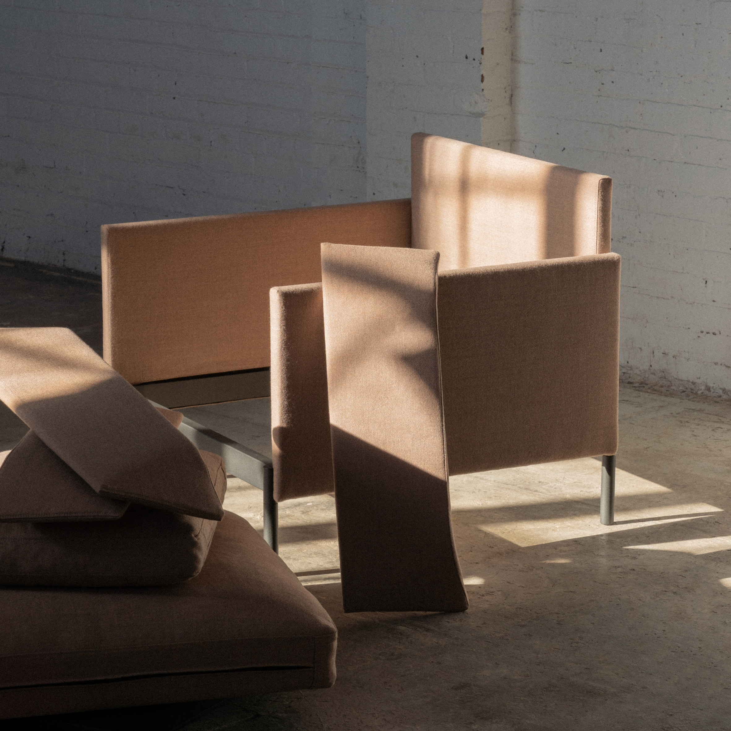 Total modular sofas by Part & Whole