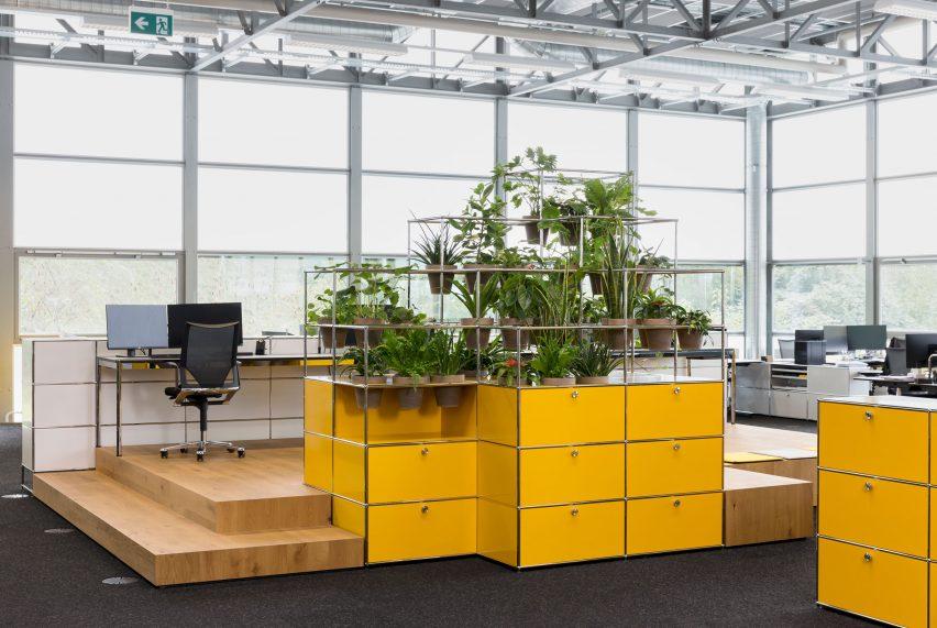 World of Plants by USM Haller