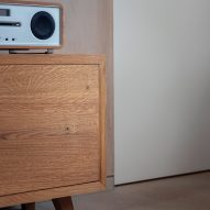 Bespoke timber furniture by VATRAA