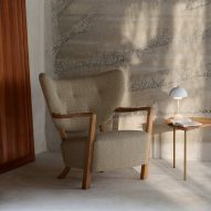 Wulff lounge chair by &tradition