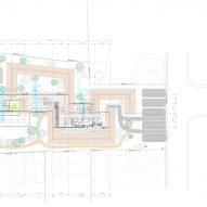 Plans for Soil House in Minamisoma Japan