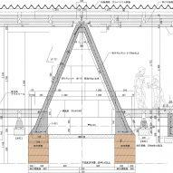 Diagram for Soil House in Minamisoma Japan
