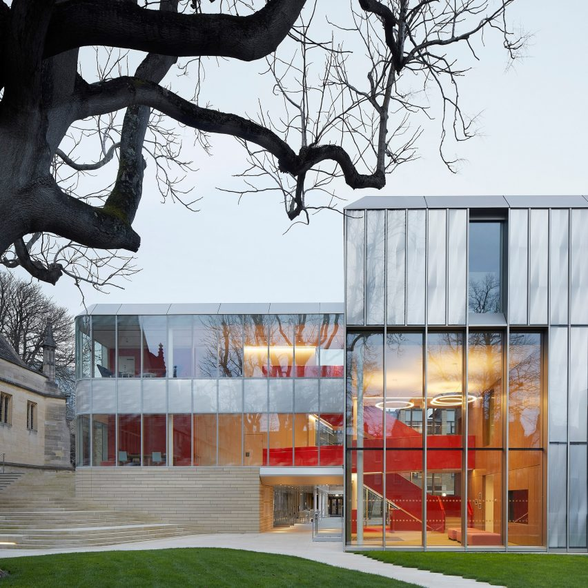 The Wadham College by ALA Architects