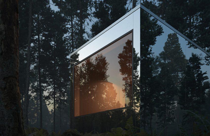 Arcana cabin by Leckie Stufio