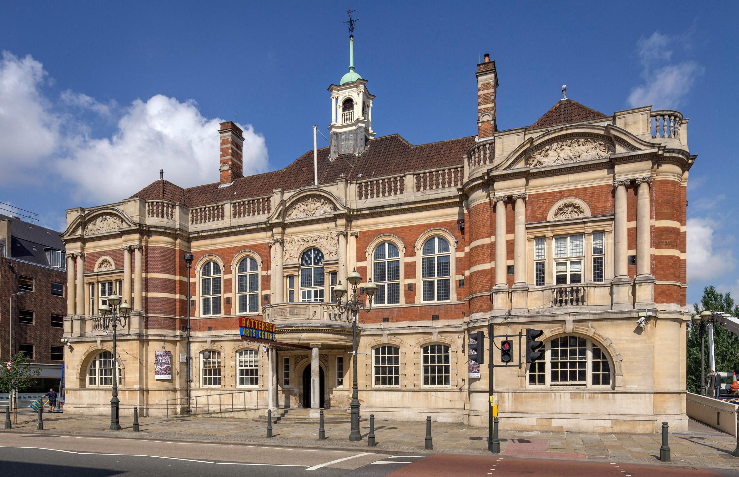 Battersea Arts Centre by Haworth Tompkins
