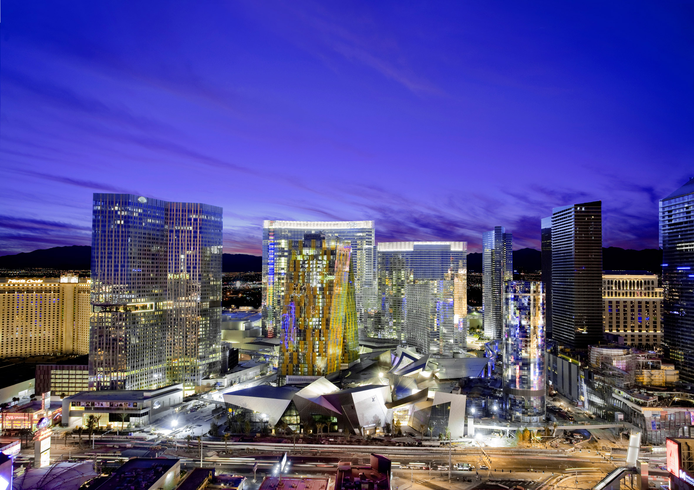 CityCenter Las Vegas by Gensler