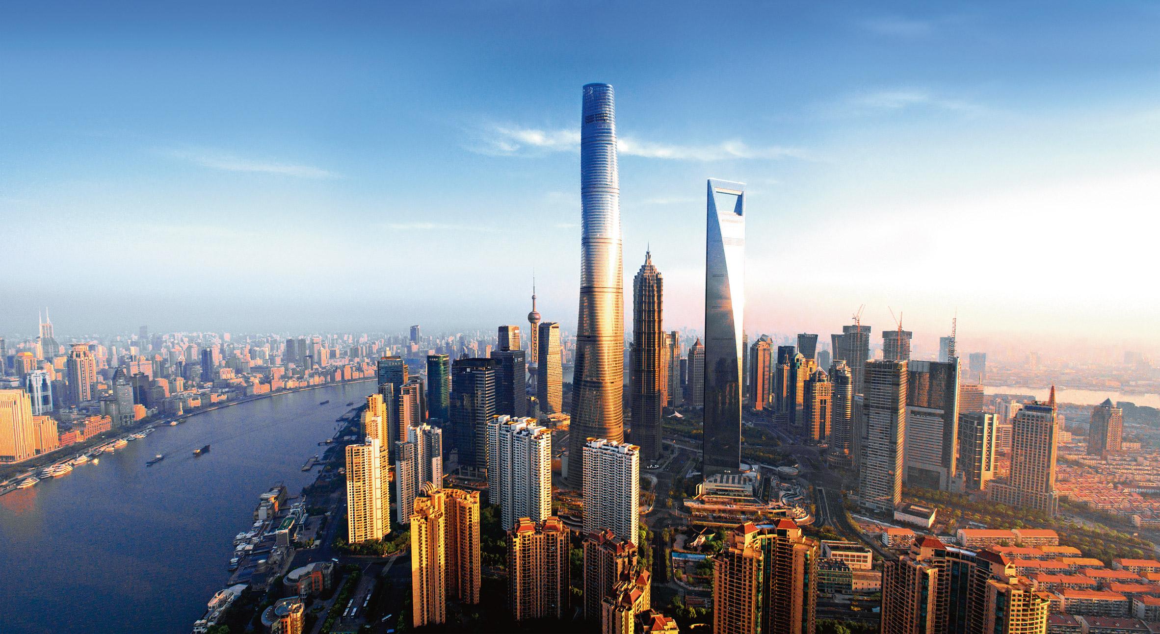 Shanghai Tower by Gensler