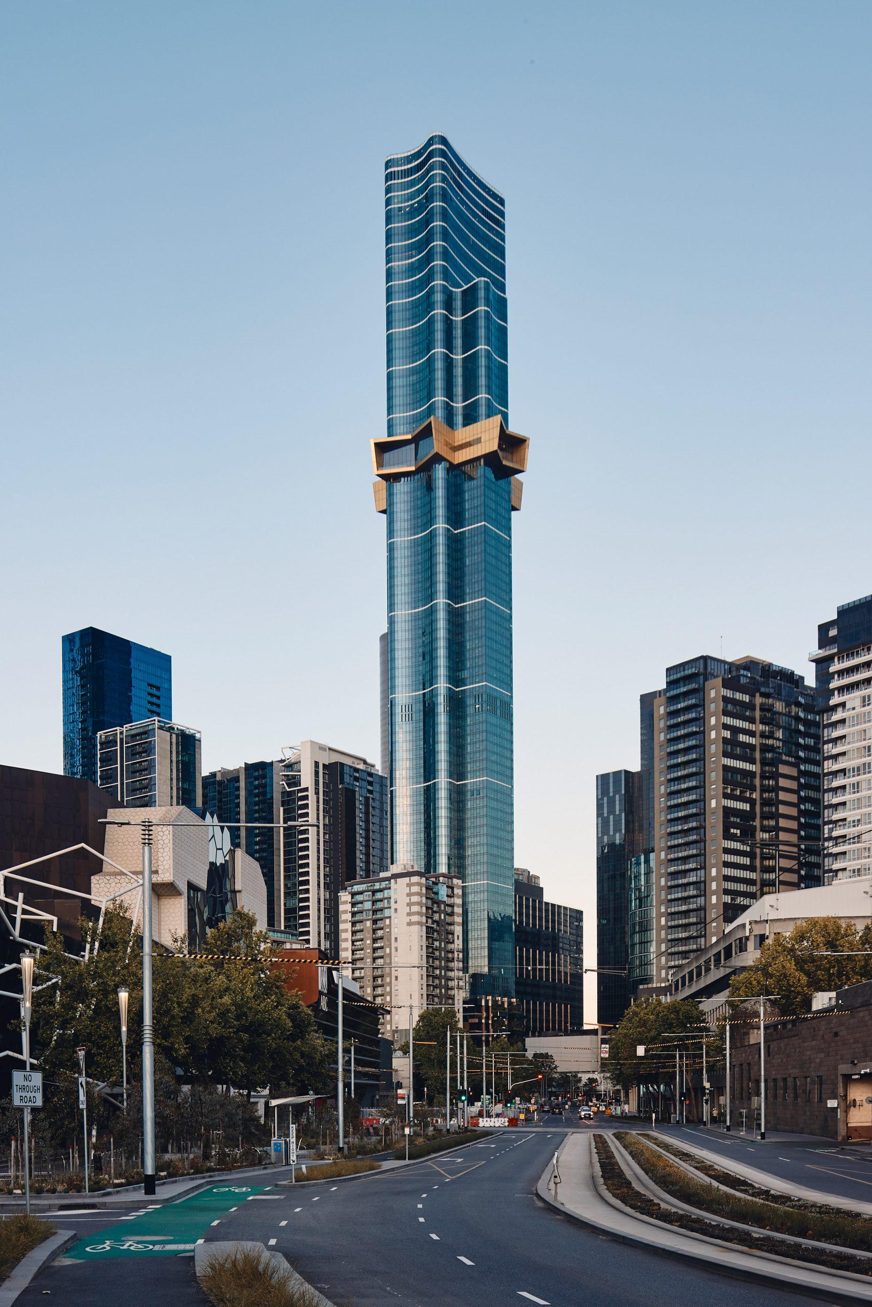 Australia 108 in Melbourne