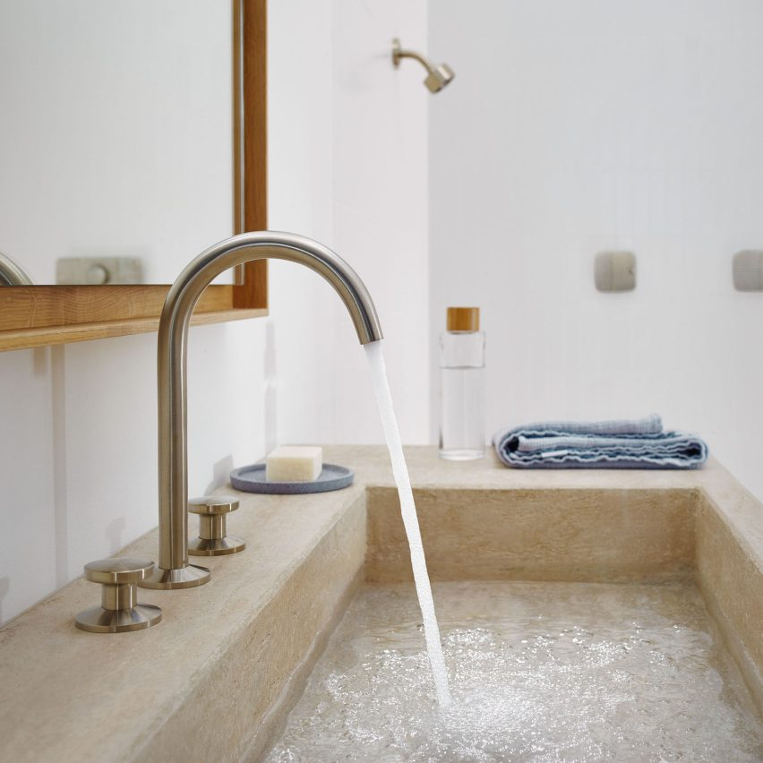 AXOR One faucet by Barber & Osgerby