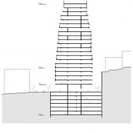 Aya Tower section
