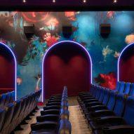 Blauer Stern main auditorium