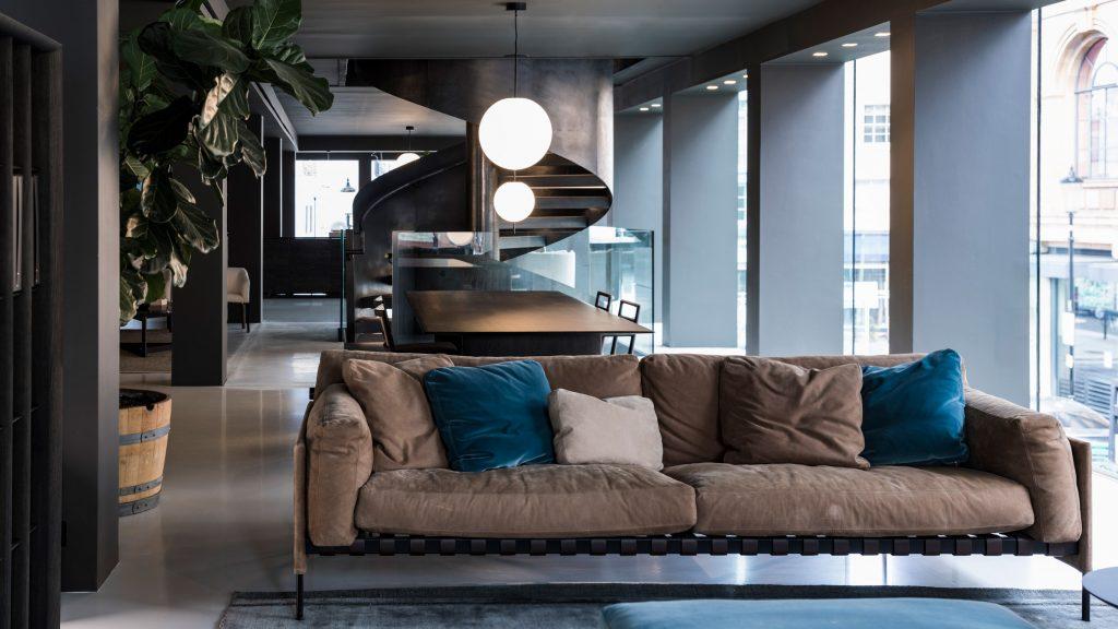 Boffi De Padova opens showroom in London's Chelsea neighbourhood
