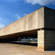 Eight architecture projects by the late Paulo Mendes da Rocha