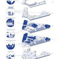 Masterplan axon