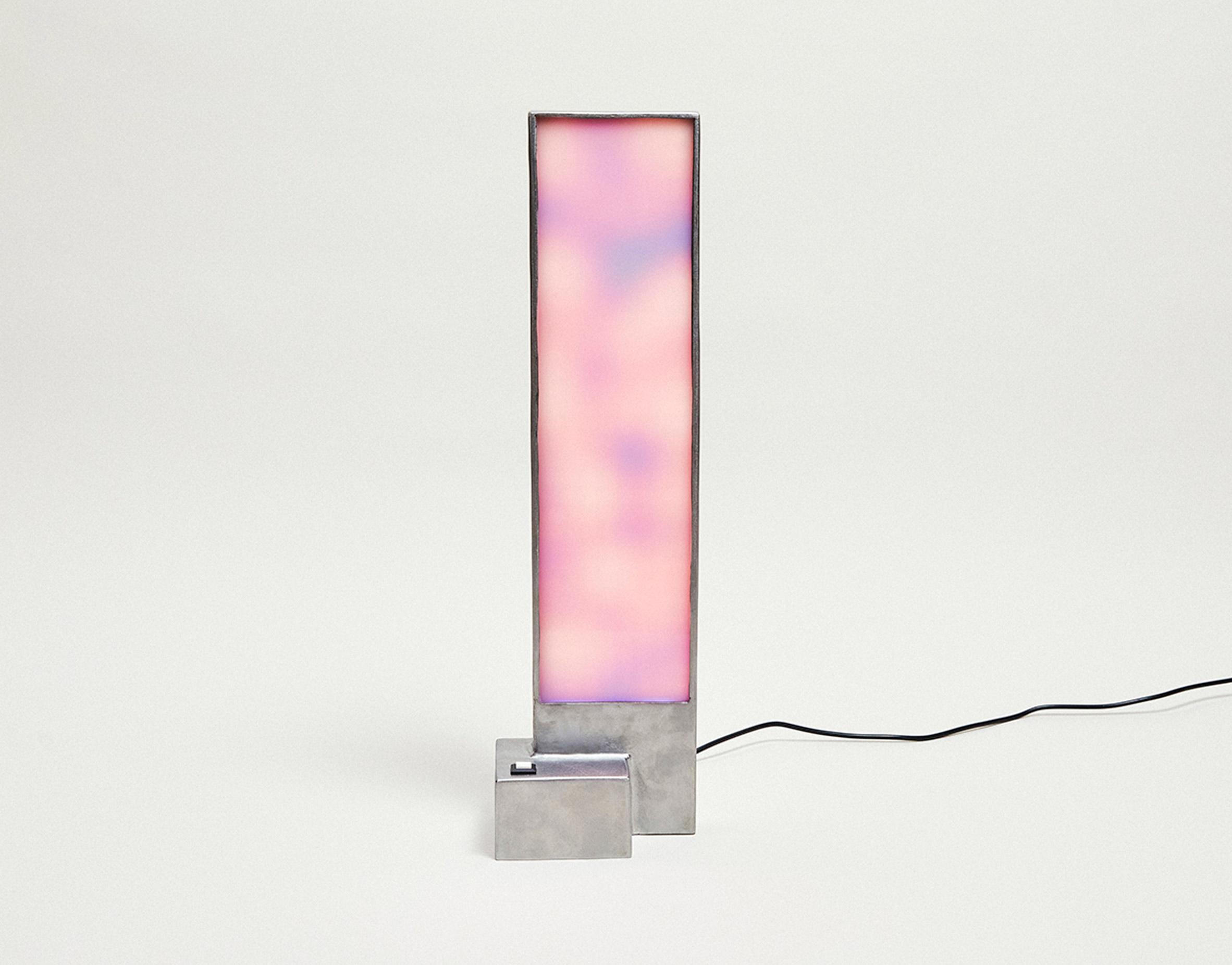 Radiator will present floor lamps such as the work of Niles Fromm