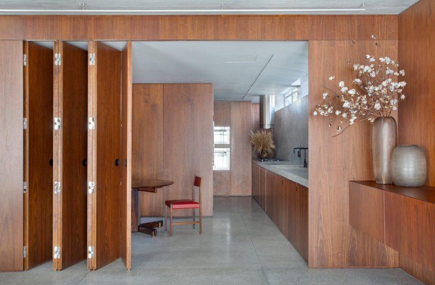 BC Arquitetos designed the project