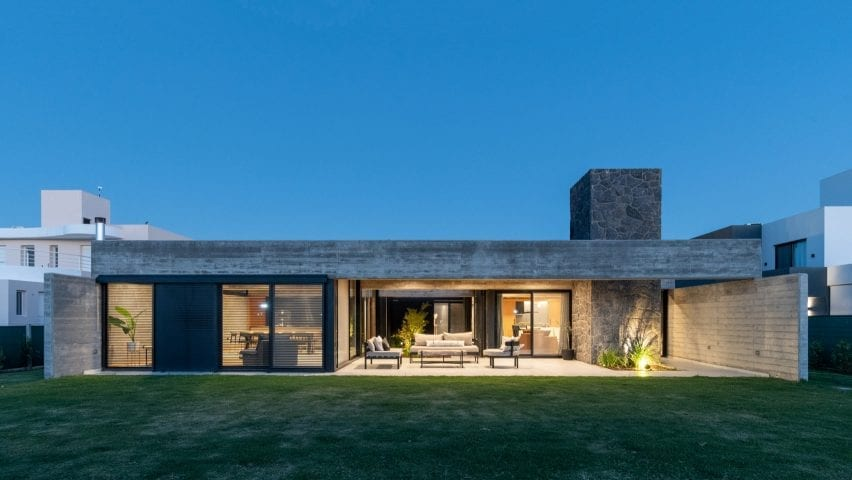 House on golf course in Cordoba