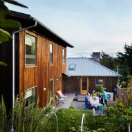 Husband-and-wife team expand their family's bungalow in Seattle