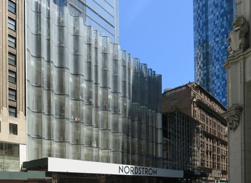 Nordstrom on 57th West New York