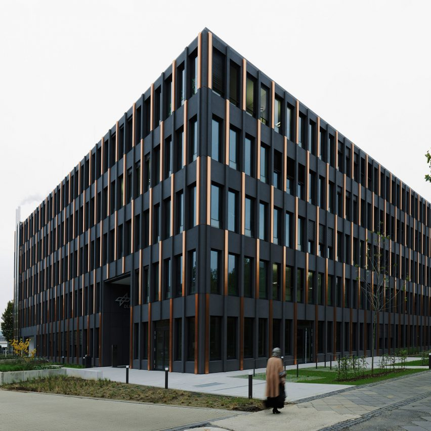 German Aerospace Centre by Chapman Taylor Architects
