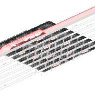 Plans for Zvonarka bus terminal by Chybik + Kristof