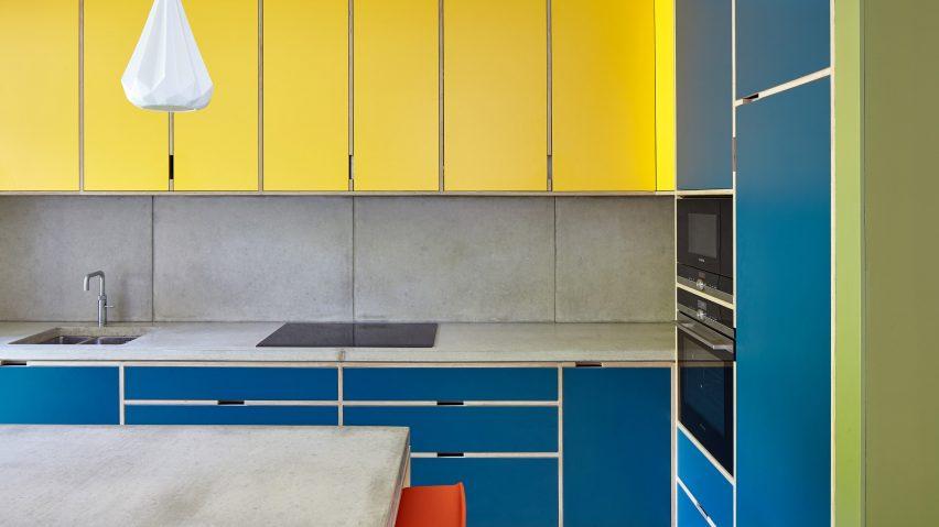 Colour theory interiors lookbook