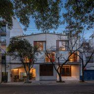 Casa Jardin Escandón by CPDA Arquitectos