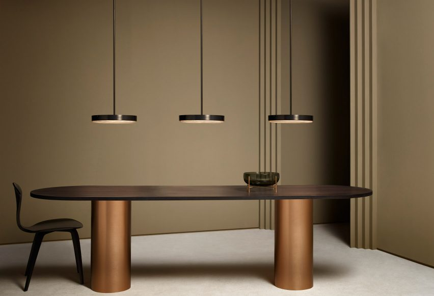 Anvers lighting collection by CTO Lighting