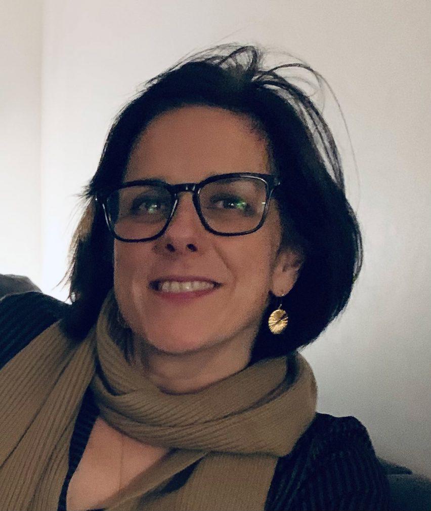 Kirsten Haggart dari Waugh Thistleton Architects