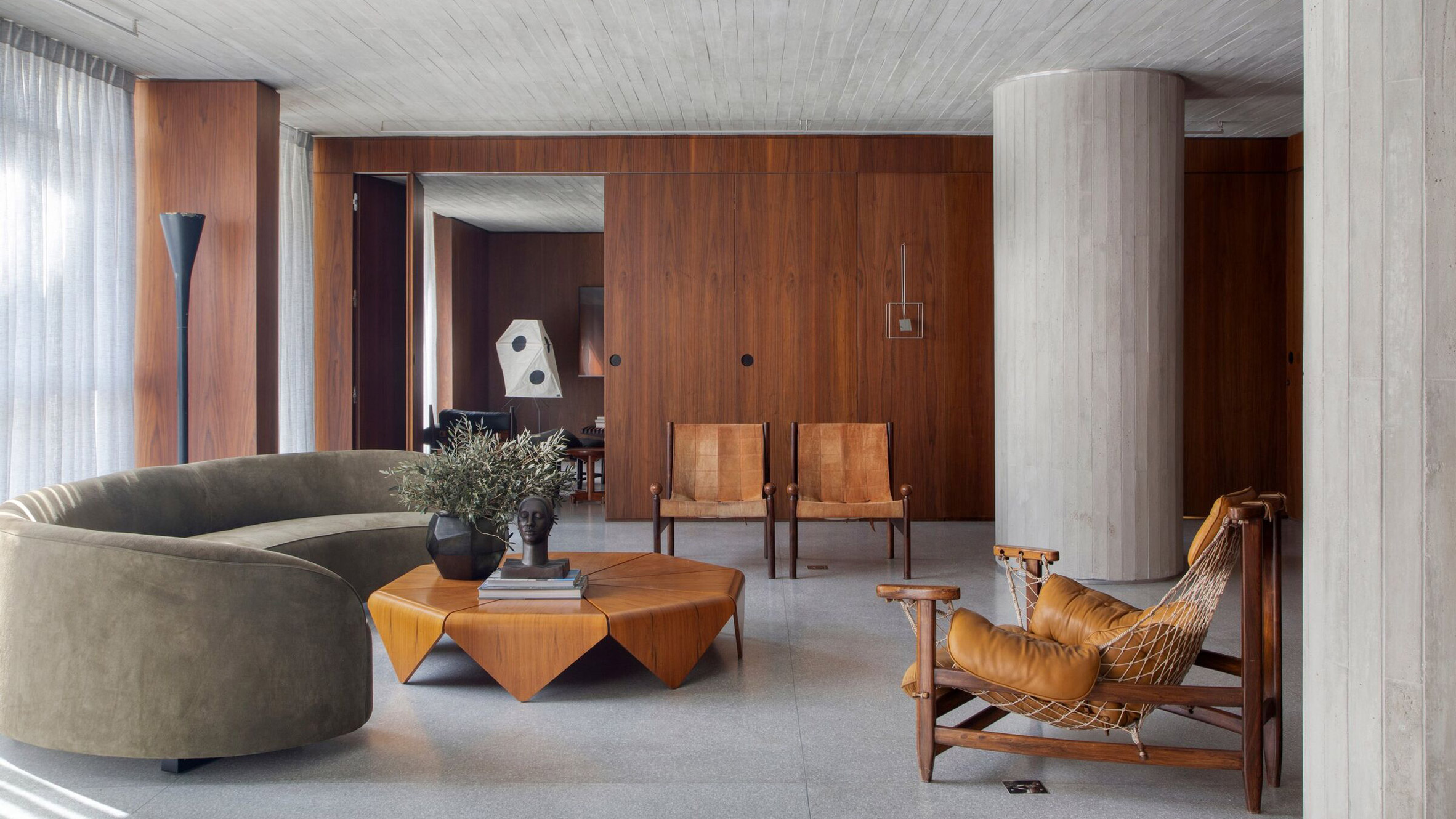 Sao Paolo apartment by BC Arquitetos