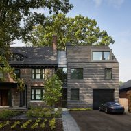 Drew Mandel Architects overhauls and expands historic Toronto home