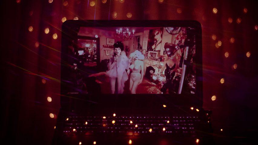 Eschaton is a virtual nightclub