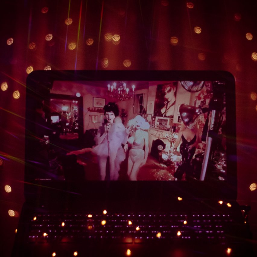 """Virtual nightclub Eschaton creates """"feeling of a rabbit hole"""" by combining theatre with gaming design"""