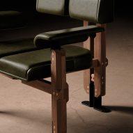 Spineless chair
