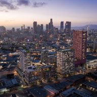 David Adjaye and Studio One Eleven reveal Fourth and Central development in LA