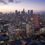 David Adjaye and Studio One Eleven reveal Fourth and Central development in LA