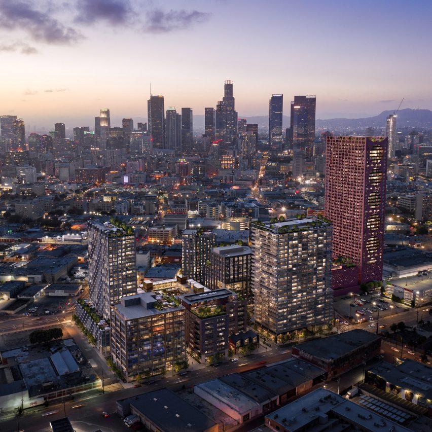 David Adjaye and Studio One Eleven design Los Angeles development