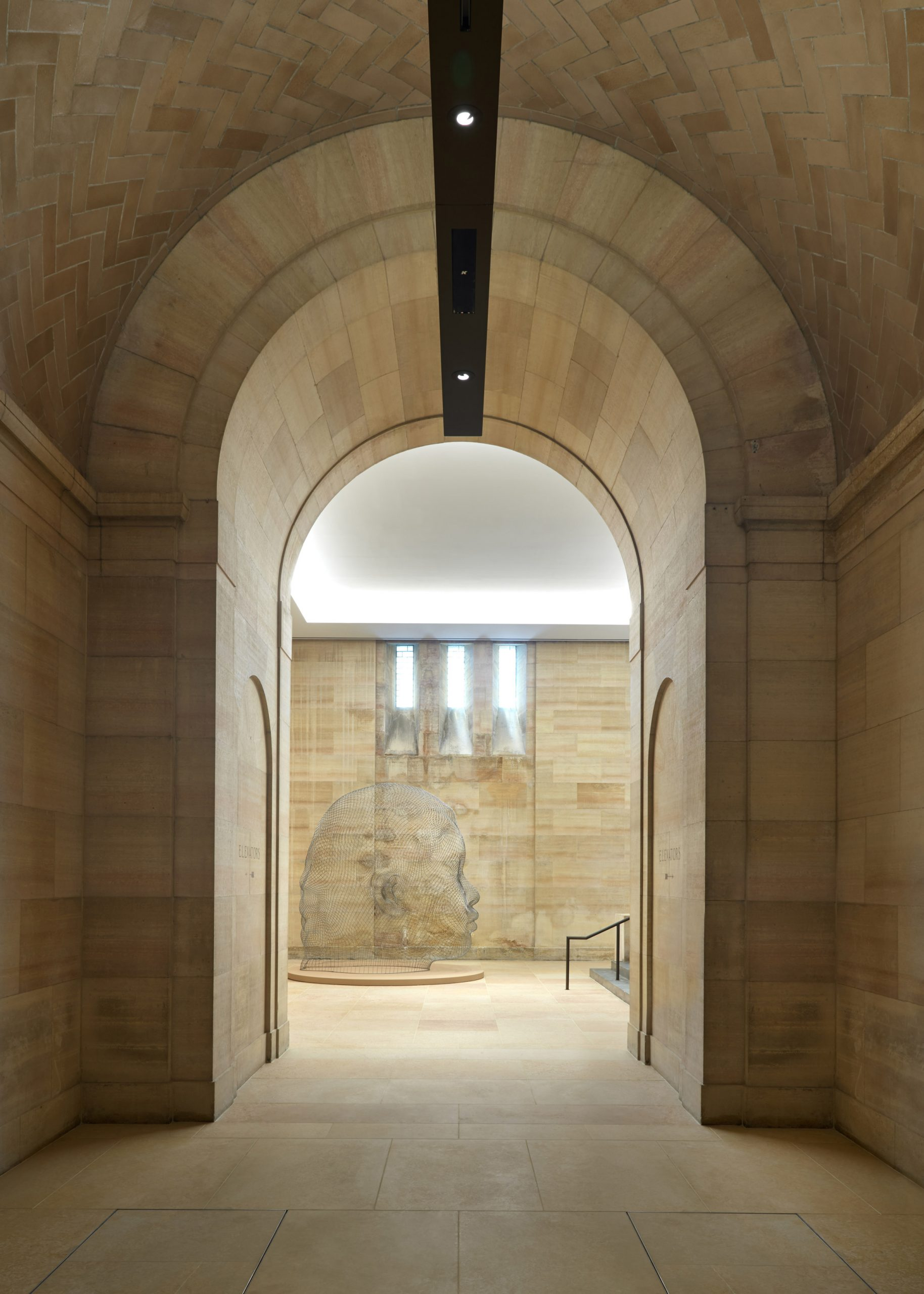The South Hall of the Philadelphia Museum of Art
